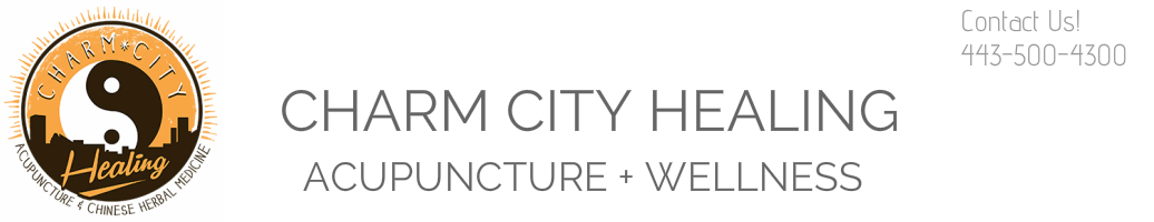 Charm City Healing - Acupuncture + Wellness